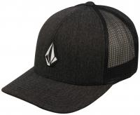 Volcom Full Stone Cheese Trucker Hat - Charcoal Heather