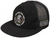 Volcom Pipe Pro Cheese Trucker Hat - Black