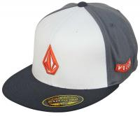 Volcom Too Stone 210 Hat - Pewter