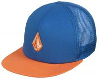 Volcom Tradition Cheese Trucker Hat - Airforce Blue