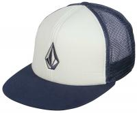 Volcom Tradition Cheese Trucker Hat - Dirty Purple