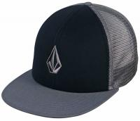 Volcom Tradition Cheese Trucker Hat - Pewter