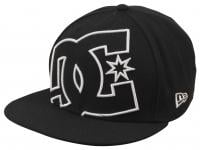 DC Coverage Hat - Black
