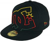 DC Coverage Hat - Rasta Gradient