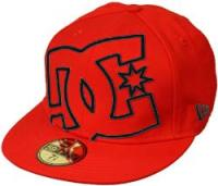 DC Coverage Hat - Red / Black