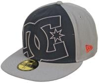 DC Coverage Hat - Dark Shadow