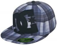 DC Ya Heard Hat - Grey Plaid