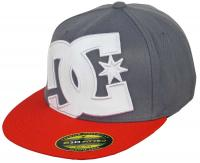 DC Ya Heard Hat - White / Grey / Red