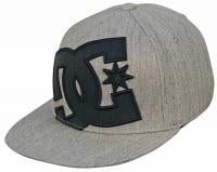 DC Ya Heard Hat - Charcoal Heather Grey