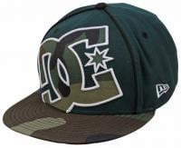 DC Coverage II Hat - Green / Camo