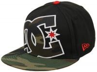 DC Coverage Hat - Black / Camo