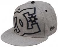 DC Double Up Hat - Dark Heather Grey