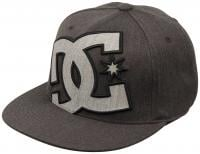 DC Ya Heard Hat - Charcoal Heather