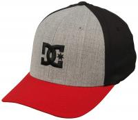 DC Cap Star 2 Hat - Chili Pepper / Grey Heather