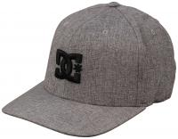DC Cap Star TX Hat - Light Grey Heather