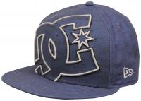 DC Double Up Hat - Washed Indigo