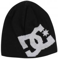DC Big Star Beanie - Black / White