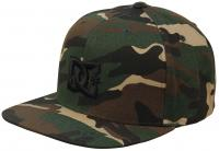 DC Snappy Hat - Camo