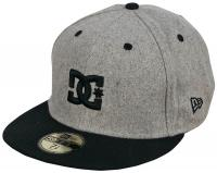 DC Empire Hat - Heather / Black