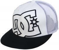 DC Daxx Trucker Hat - White