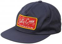 Salty Crew Long Range Hat - Navy