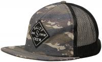Salty Crew Cover Up Trucker Hat -  Camo / Black