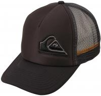 Quiksilver Waterman Headcase Trucker Hat - Black