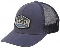 Quiksilver Waterman Wake Baker Hat - Dark Denim