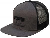 Billabong All Day Trucker Hat - Black Heather