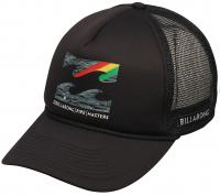 Billabong Slice Pipe Trucker Hat - Black