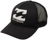 Billabong Podium Trucker Hat - Black / White