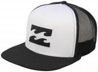 Billabong All Day Trucker Hat - White / Black