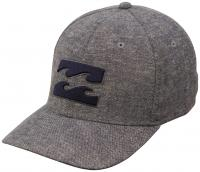 Billabong All Day Stretch Heathers Hat - Navy Heather