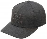 Billabong All Day Heather Stretch Hat - Black Heather