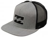 Billabong All Day Trucker Hat - Grey Heather