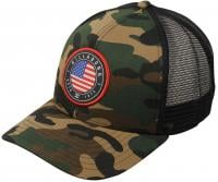 Billabong Camo Native Rotor Trucker Hat - USA