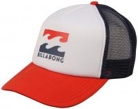 Billabong Podium Trucker Hat - Red