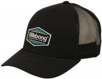 Billabong Walled Trucker Hat - Black / Blue