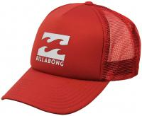 Billabong Podium Trucker Hat - Brick