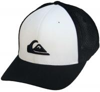 Quiksilver Netted Hat - Black / White