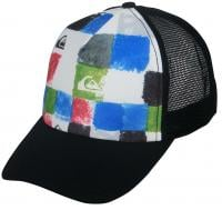 Quiksilver Boards Trucker Hat - Black