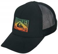 Quiksilver Jelly Trucker Hat - Rasta