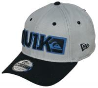 Quiksilver Blocked Hat - Zinc