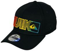 Quiksilver Blocked Hat - Rasta