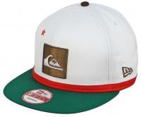 Quiksilver Dug Hat - White