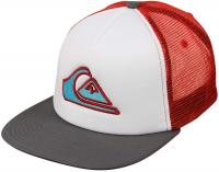 Quiksilver Keeper Trucker Hat - Airforce