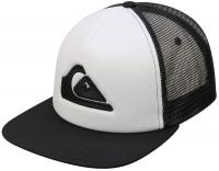 Quiksilver Trapper Trucker Hat - Black