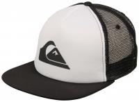 Quiksilver Snapper Trucker Hat - Black