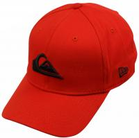 Quiksilver Mountain and Wave Hat - Quik Red