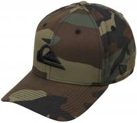 Quiksilver Mountain and Wave Color Hat - Camo
